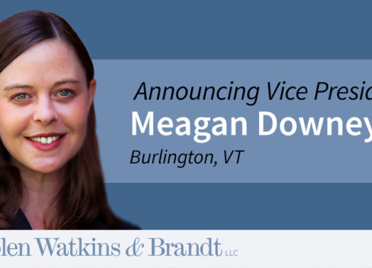 Meagan Downey Announcement